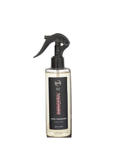 Blackcurrant spray